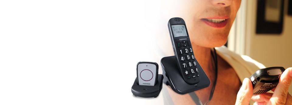 DECT Telephone neo retro